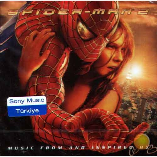Spider Man 2 (cd)