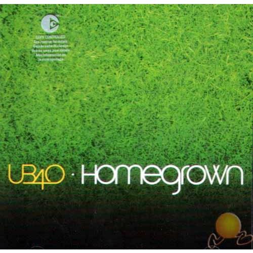 Homegrown (ub 40) (cd)