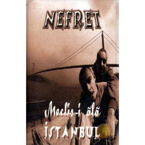 Meclis-ı Ala İstanbul (nefret) (cd)