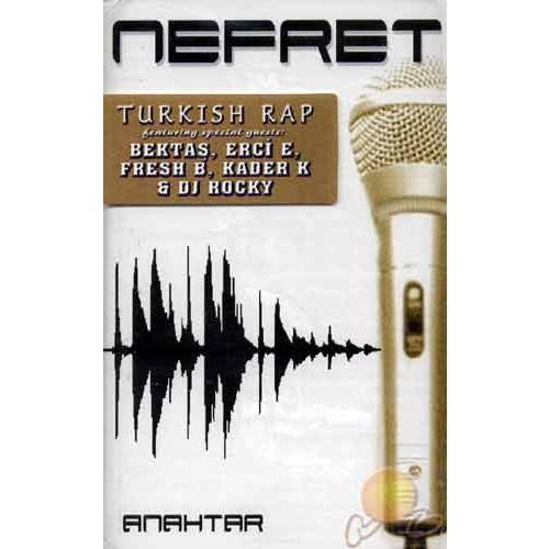 Anahtar (nefret) (cd)