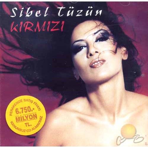 Kırmızı (sibel Tüzün) (cd)