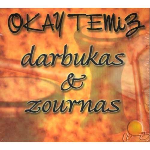 Darbukas&zournas (Okay Temiz) (cd)