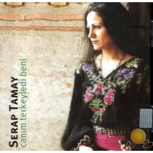 Canım Terk Eyledi Beni (serap Tamay) (cd)