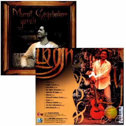 Yaralı (murat Göğebakan) (cd)