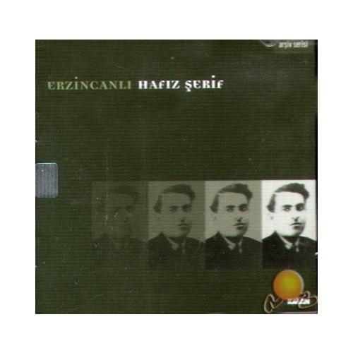 Erzincan''lı Hafız Şerif (erzincan''lı Hafız Şerif) (cd)