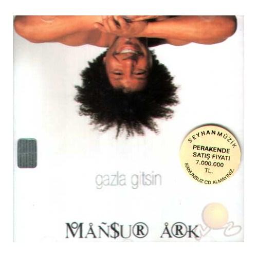 Gazla Gitsin (mansur Ark) (cd)