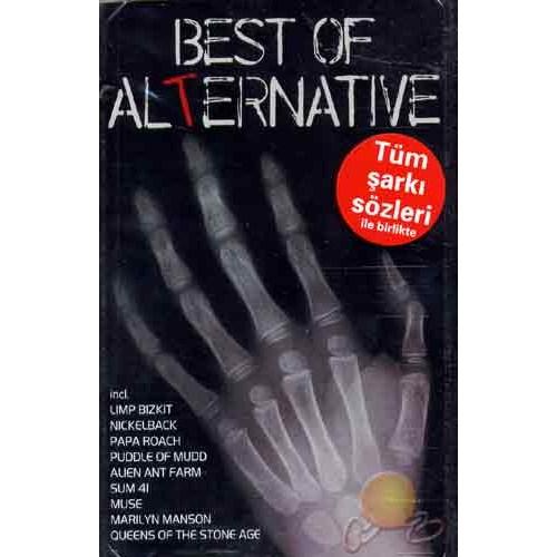 Best Of AlterNative (cd)
