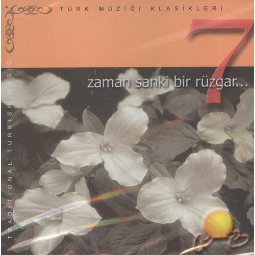 Zaman Sanki Bir Rüzgar 7 (cd)