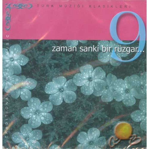 Zaman Sanki Bir Rüzgar 9 (cd)