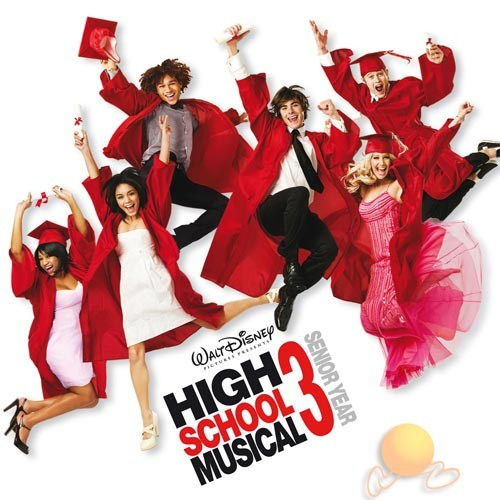 Disney Soundtrack HSM3 - High School Musical 3