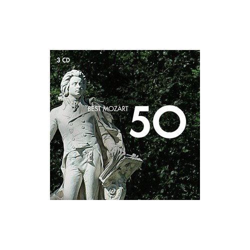 Best 50 Mozart 3CD