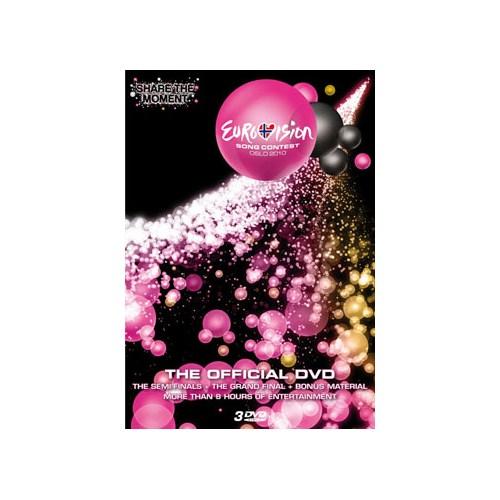 Eurovision Song Contest 2010 Oslo (3 Dvd)