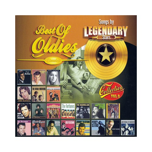 Best Of Oldıes 2 / Song By Legendary Stars