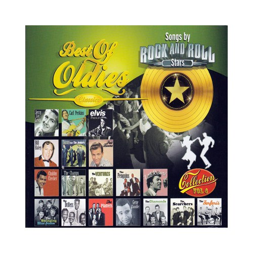 Best Of Oldıes 4 / Song By Rock And Roll Stars