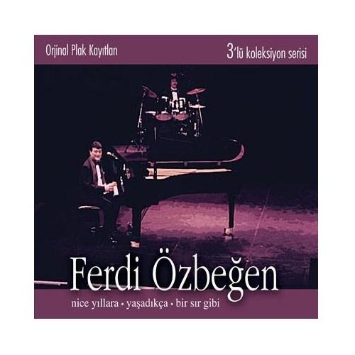 Ferdi Özbeğen - 3`lü Koleksiyon Serisi 1 (3CD)