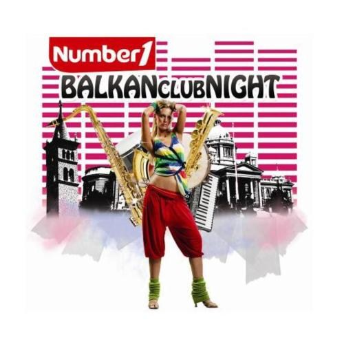 Balkan Club Night
