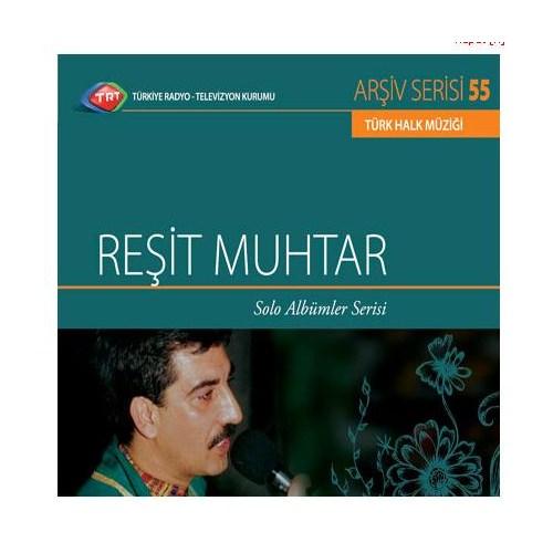 TRT Arşiv Serisi 055: Reşit Muhtar / Solo Albümler Serisi