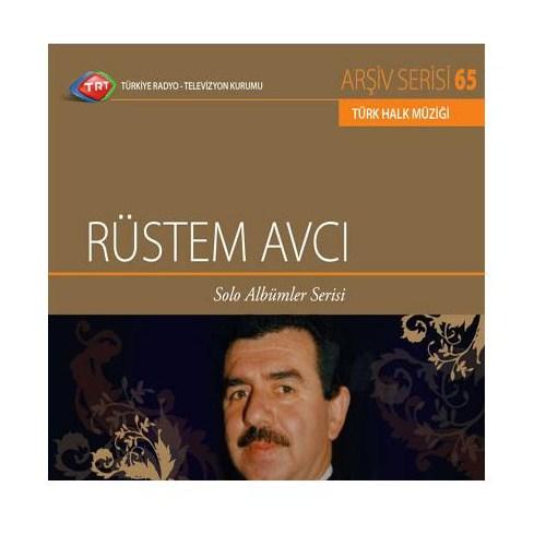 TRT Arşiv Serisi 065: Rüstem Avcı / Solo Albümler Serisi