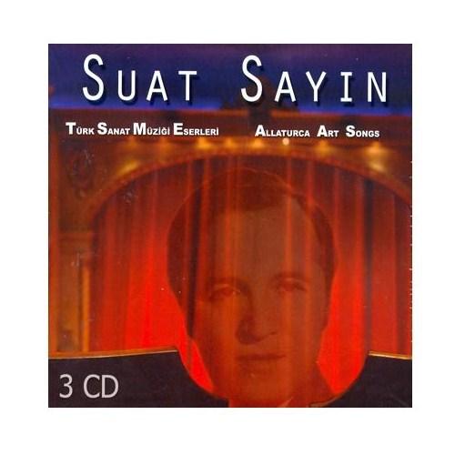 Suat Sayın - Türk Sanat Müziği Eserleri / Alaturka Art Songs