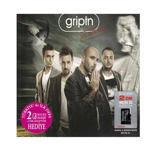 Gripin - M.S. 05 03 2010 (2 GB'lık Micro Sd Card Hediye)