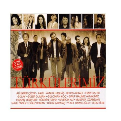 Türkülerimiz (2 Cd)