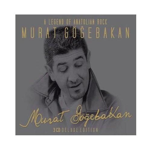 Murat Göğebakan - A Legend Of Anatolian Rock (3 Cd)