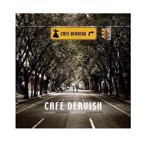 Cafe Dervısh - Sufi Sound