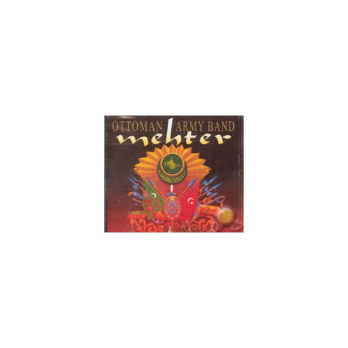 Mehter (ceddin Deden Neslin Baban) (cd)