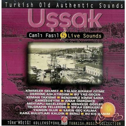 Canlı Fasıl 5 (uşşak) (cd)