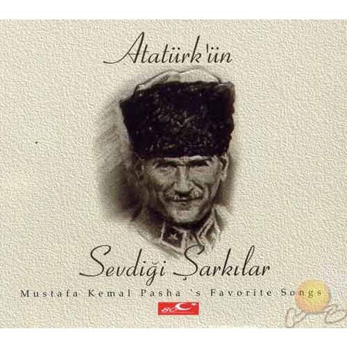 Mustafa Kemal Pasha S Favorite Songs (cd)
