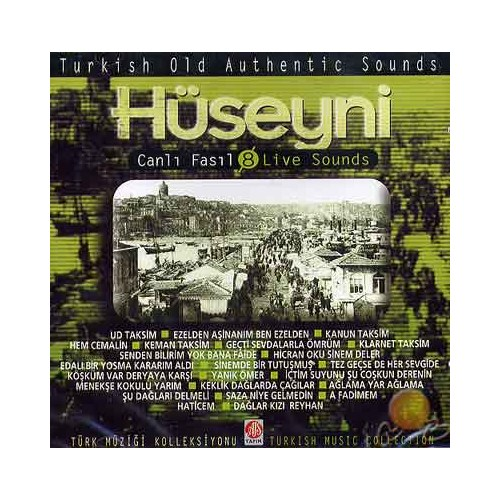 Canlı Fasıl 8 (hüseyni) (cd)