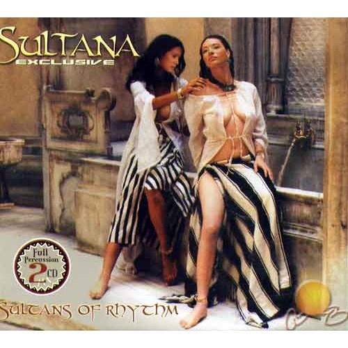 Sultana Exclusıve (sultans Of Rhythm) (2 Cd) (cd)