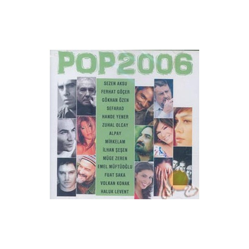 Pop 2006 ( Cd )
