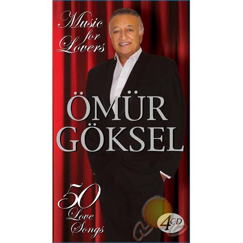 Ömür Göksel - Music For Lovers 50 Love Songs (4CD)