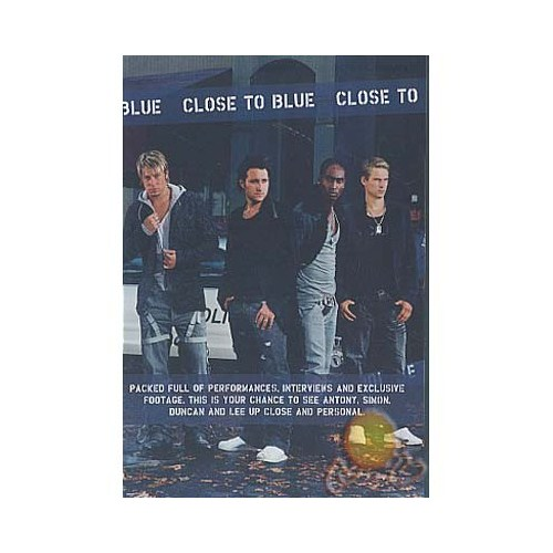 Blue- Close To Blue - (dvd)