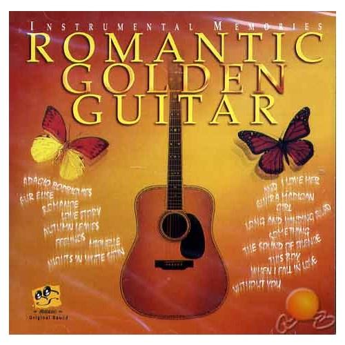 Romantic Golden Guitar