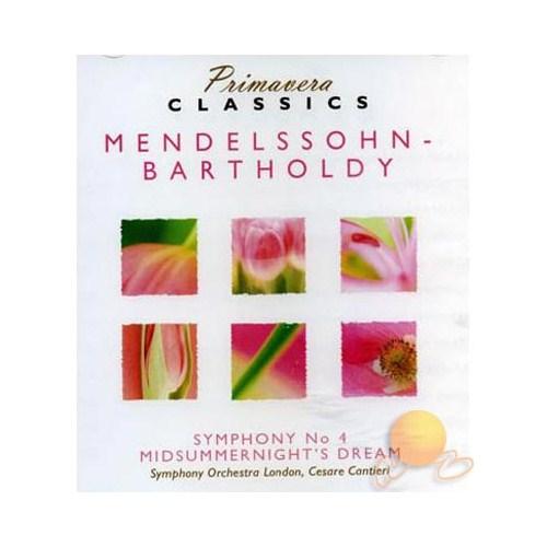 Mendelssohn /bartholdy -symphony NO:4 MıdsummerNight's Dream