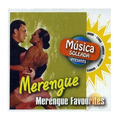 Musica Soleada Present - Merengue Favorıtes
