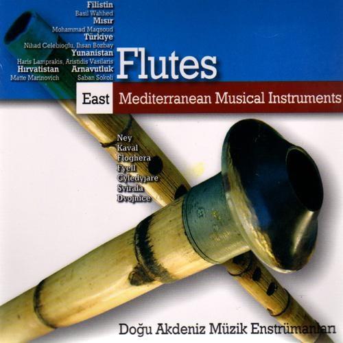 Flutes - East Mediterranean Musical Instrumental