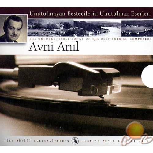 Türk Müziği Koleksiyonu 5 Avni Anıl