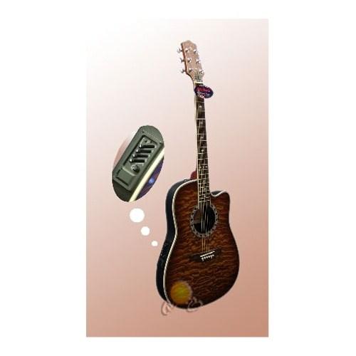 Extereme XAF60EQ4OS Akustik Gitar (Kılıf+Pena+Tel Hediyeli)