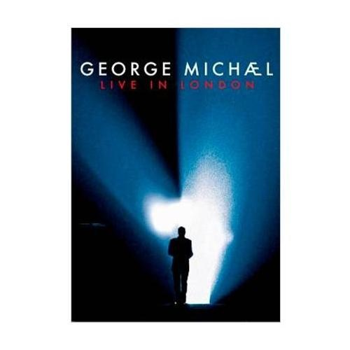 George Michael - Live in London Bluray