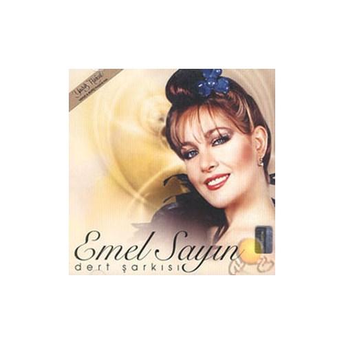 Dert Şarkısı ( Emel Sayın )-cd