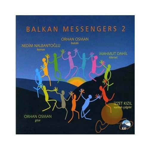 Balkan Messenger- 2