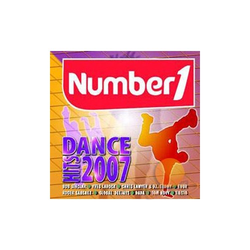 Number One Dance Hits 2007