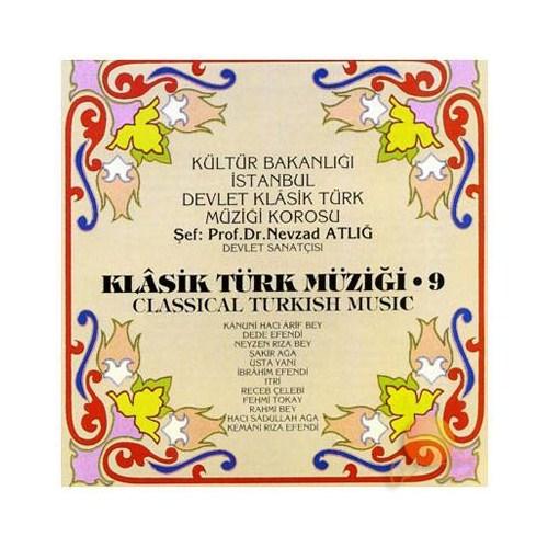 Nevzad Atlığ - Klasik Türk Müziği 9