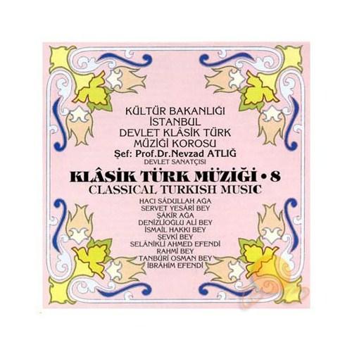 Nevzad Atlığ - Klasik Türk Müziği 8