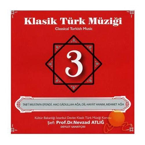 Nevzad Atlığ - Klasik Türk Müziği 3