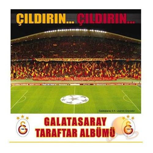 Galatasaray Taraftar Albümü - Çıldırın Çıldırın