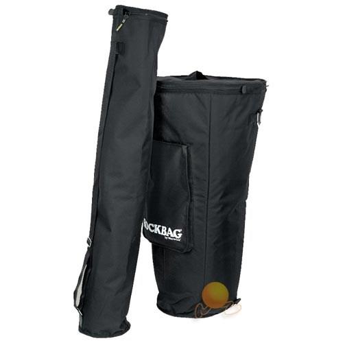 Rockbag Rb 22400 / 01 B Siyah Conga Ve Stand Taşıma Seti